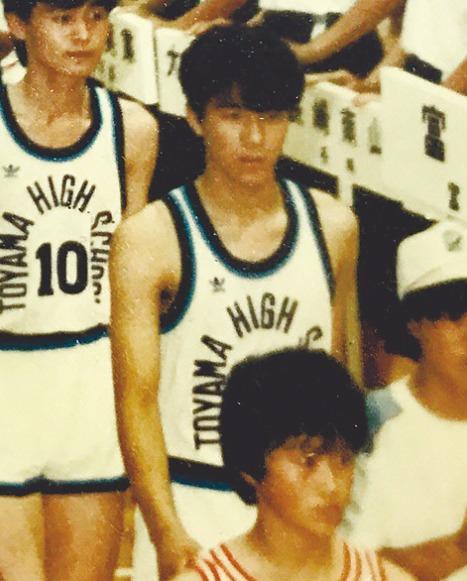 野上浩太郎高校時代